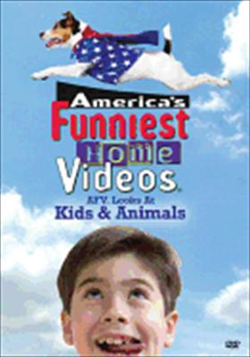 Americas Funniest Home Videos: Afv Looks at Kids & Animals