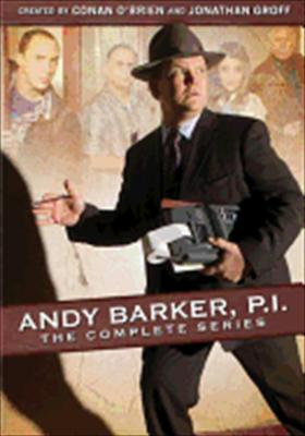 Andy Barker, P.I.: The Complete Series