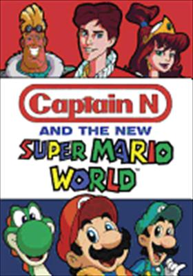 Captain N & the New Super Mario World