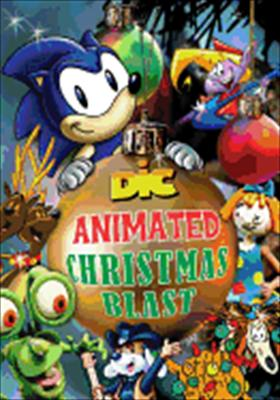 DIC's Animated Christmas Blast