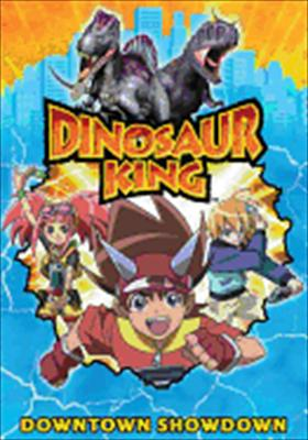 Dinosaur King: Downtown Showdown