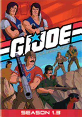G.I. Joe Real American Hero: Season 1.3