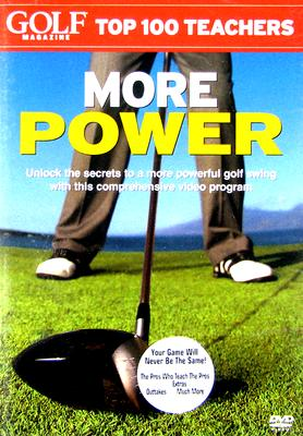 Golf Magazine: More Power