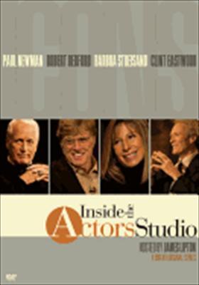Inside the Actors Studio: Icons