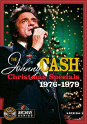 Johnny Cash: Christmas Specials 1976-1979
