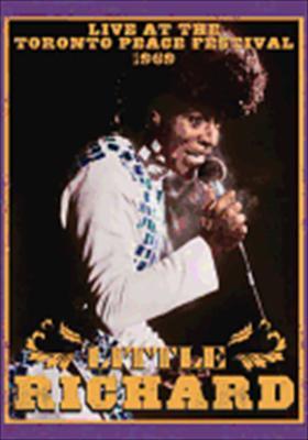 Little Richard: Live at Toronto Peace Festival 1969