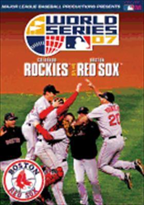 MLB: 2007 World Series