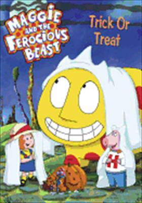 Maggie & the Ferocious Beast: Trick or Treat