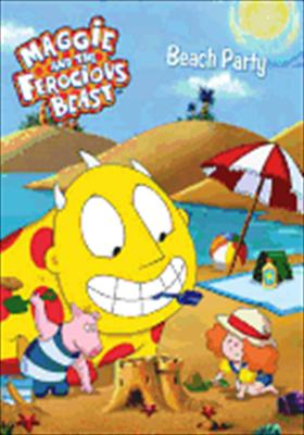 Maggie & the Ferocious Beast: Beach Party