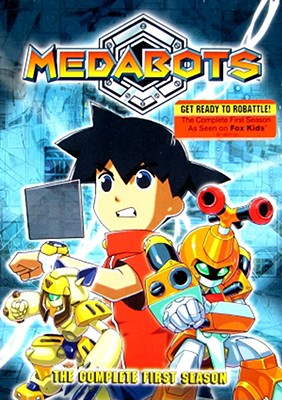 Medabots: Complete First Season