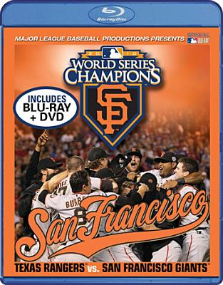 Mlb 2010 World Series Champions: San Francisco Giants