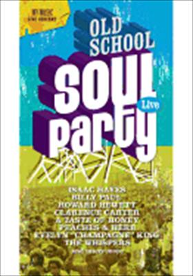 Old School Soul Party: Live