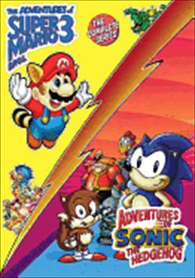 Super Mario Bros. 3 & Sonic the Hedgehog