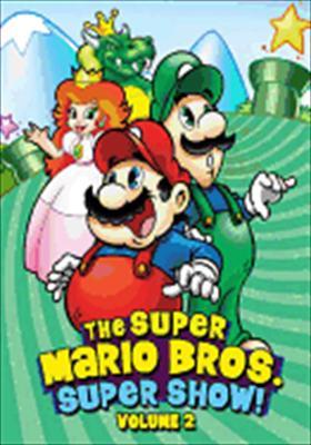 The Super Mario Bros. Super Show: Volume 2