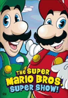 The Super Mario Bros. Super Show: Volume 1