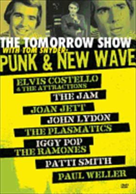 The Tomorrow Show with Tom Snyder: Punk & New Wave