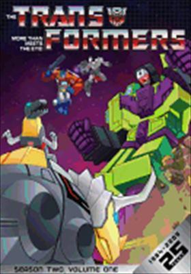 The Transformers: Season 2, Volume 1