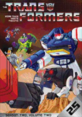 Transformers: Season 2, Volume 2