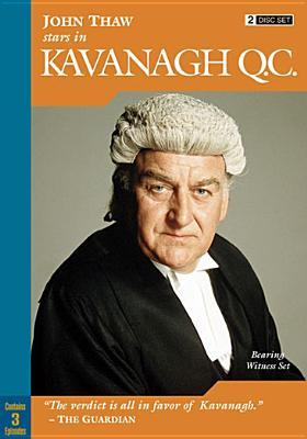 Kavanagh Qc: Bearing Witness Set