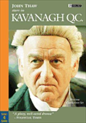 Kavanagh Qc: Previous Convictions Set