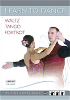 Learn to Dance: Waltz, Tango, Foxtrot