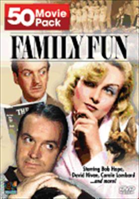 Family Fun 50 Movie Pack