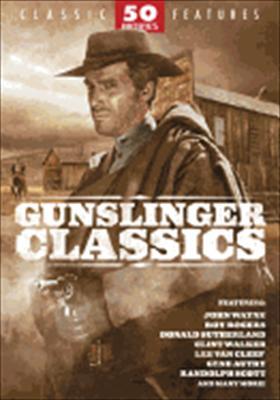 Gunslinger Classics 50 Pack
