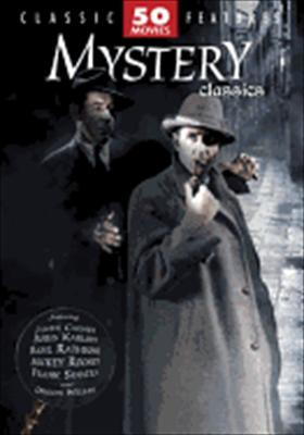 Mystery Classics 50 Movie Pack