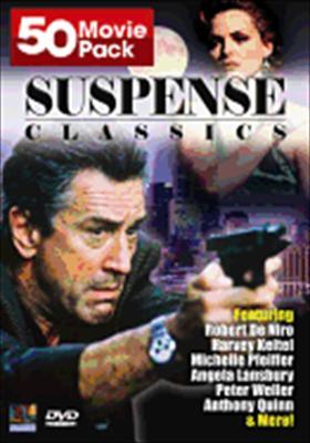 Suspense Classics 50 Movie Pack: