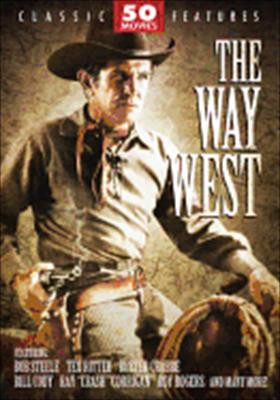 The Way West 50 Movie Collection