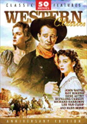 Western Classics 50 Movie Megapack
