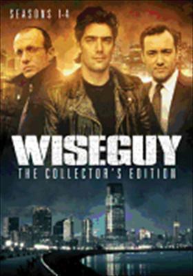 Wiseguy: Seasons 1-4