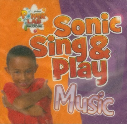 Power Lab Sonic Sing and Play 0646847118364