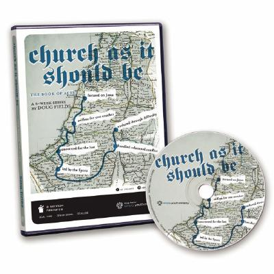 Church as It Should Be: The Book of Acts