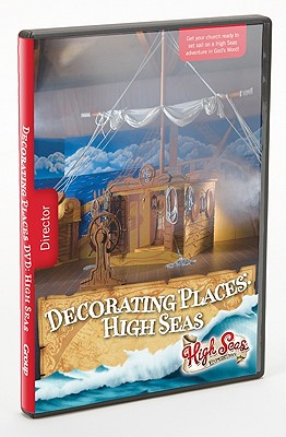 High Seas Decorating Places Expedition DVD