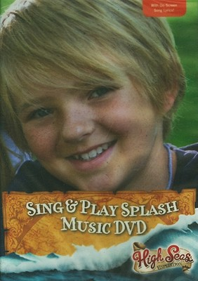 High Seas Sing & Play Splash Music DVD