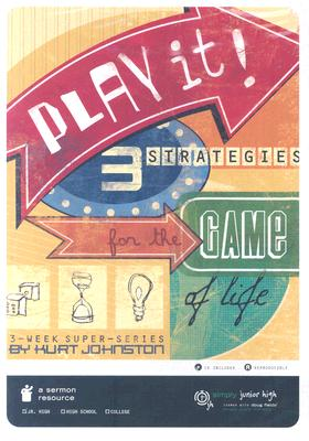 Play It: 3 Strategies for the Game of Life