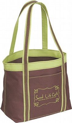 Sweet Life Cafe Tote Bag