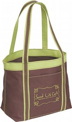 Sweet Life Cafe Tote Bag
