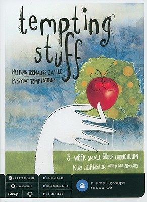 Tempting Stuff: Helping Teenagers Battle Everyday Temptations [With CD (Audio)]