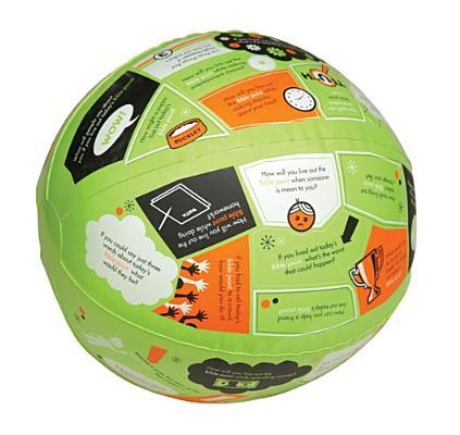 Throw & Tell Life-Application Ball