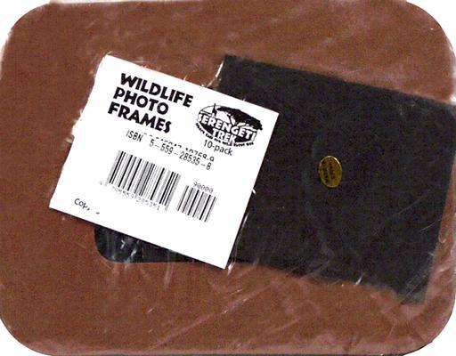 VBS-Serengeti Wildlife Photo Frame
