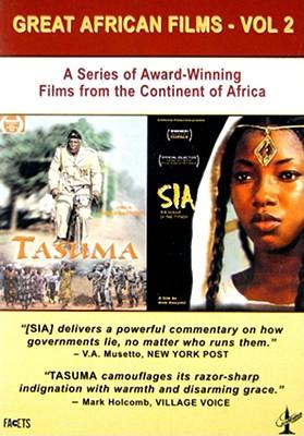 Great African Films Volume 2: Tasuma Fighter & Sia Dream of Python