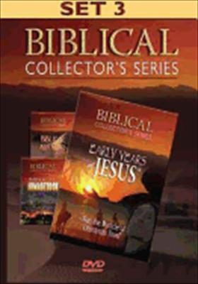 Biblical Collector's Series Set 3