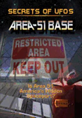 Secrets of UFOs: Area 51 Base