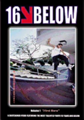 16 Below: Volume 1 First Born