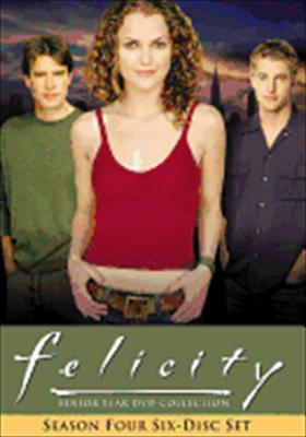 Felicity - Senior Year Collection (The Complete Fourth Season) 0786936257731