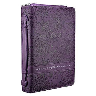 Purple Luxleather Phil 4: 13 Med