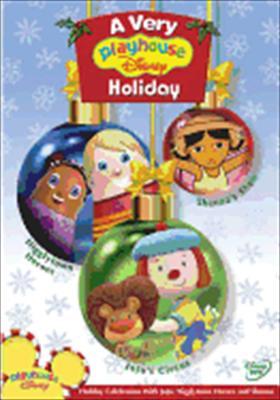 A Very Playhouse Disney Holiday 2005