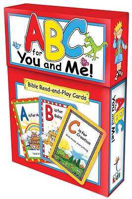 ABC for You and Me!: Bible Read-And-Play Cards